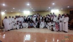 """بالصور.. عائلة """"الشاهين"""" بمدينة العيون تحتفي بعيد الفطر المبارك"""