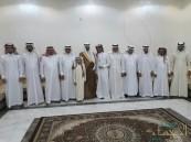 """""""السبيعي"""" عضو المجلس البلدي يستقبل المهنئين بعيد الفطر المبارك"""
