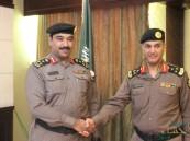 مدير شرطة الأحساء يقلد عدداً من الضباط رتبهم الجديدة