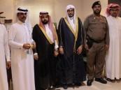 محكمة بقيق تقيم حفل معايدة لمنسوبيها