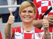 """تعرّف عليها.. مفاجأة كبرى تعلنها """"رئيسة كرواتيا"""" لو فازت بلادها بالمونديال !!"""