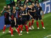 بالصور .. بعد فوزها على إنجلترا ،  كرواتيا تواجه فرنسا في نهائي كأس العالم 2018