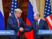 """بوتن يشيد بترامب.. و""""معاهدة ستارت"""" تعود للواجهة"""