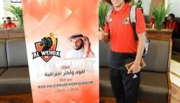 """بدعم من آل الشيخ """"الوحدة"""" يضم علي النمر قادماً من نادي الشباب"""