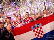 هكذا زحف الكروات إلى روسيا لحضور نهائي كأس العالم