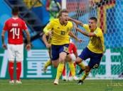 بالصور .. السويد تقصي سويسرا وتبلغ ربع نهائي #كأس_العالم