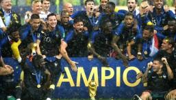 فرنسا تعادل عدد ألقاب الأرجنتين و اوروجواي بكأس العالم