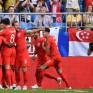 إنجلترا تتأهل إلى نصف النهائي بفوزها على السويد بهدفين