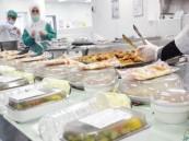 """بالصور.. """"الصحة النفسية"""" بالأحساء يحقق المركز الأول بمشروع """"تحسين الوجبات الغذائية"""""""