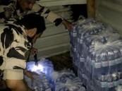 """في """"القطيف""""… """"طوارئ المجاهدين"""" تضبط 44 ألف لتر من الخمور المحلية"""