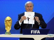 """مجددًا.. """"بلاتر"""" يفضح """"قطر"""": فازت بتنظيم كأس العالم بـ""""تدخُّل سياسي"""" !!"""
