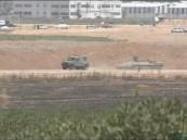 قصف إسرائيلي مكثف على غزة.. والفصائل ترد بالصواريخ