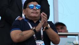 مارادونا يحذر فرنسا: كرواتيا مسلحة بالإصرار والحماس