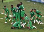 فيفا يُعلن ترتيب المنتخب السعودي في كأس العالم 2018 روسيا