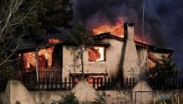 60 قتيلاً على الأقل في حرائق اليونان