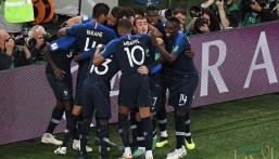 بالصور .. فرنسا تعبر بلجيكا وتبلغ نهائي مونديال روسيا2018 