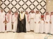 """""""الهبوب"""" تحتفل بزفاف ابنها """"عبدالمنعم"""""""