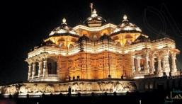 استعدادات لبناء معبد هندوسي في أبوظبي هو الأول من نوعه بالشرق الأوسط
