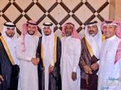 """""""الشويفعي"""" تحتفل بزفاف ابنيها """"فهد"""" و """"عباس"""""""
