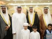 """أسرة الحضري تحتفل بزواج ابنها """"أحمد """""""
