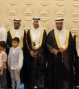 الغزال تحتفل بزواج حسين