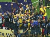فرنسا تحصل على 38 مليون دولار مكافأة الفوز بكأس العالم .. وعدد الجماهير في البطولة أكثر من ثلاثة ملايين