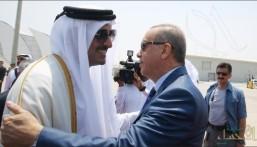 قطر تخذل تركيا وأبواق أردوغان تجلد تميم