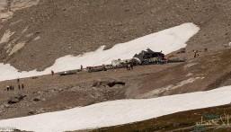 سويسرا تعلن عدد قتلى الطائرة المنكوبة