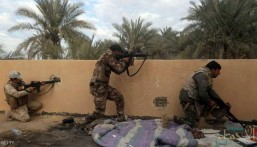 الجيش العراقي يصد هجوما لداعش شمال بغداد