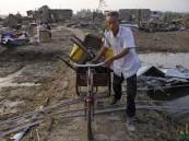 الصين تجلي 200 ألف وإعصار يضرب ساحلها الشرقي