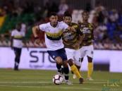 النصر يكسب أحد بهدفين مقابل هدف في كأس دوري الأمير محمد بن سلمان للمحترفين