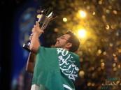 مساعد الدوسري بطلاً لكأس العالم الإلكترونية في لندن