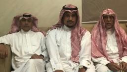"""أسرة """"الفزع"""" تحتفل بعقد قران ابنها """"محمد"""""""