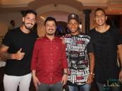 """بالصور .. """"سبعة برازيليين"""" يدعمون صفوف الجيل في دوري الأمير محمد بن سلمان"""