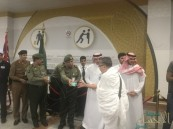 """مطار جدة يستقبل أول بعثة لحجاج ماليزيا ضمن مبادرة """"طريق مكة"""""""