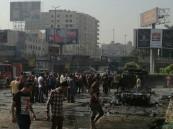 9 إصابات إثر انفجار سيارة جنوب القاهرة