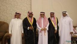 """بالصور … أسرة السهلي تحتفي بزفاف نجلها """"محمد"""""""