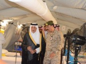 أمير مكة: وصول 1.5 مليون حاج من الخارج حتى اليوم.. وضبط 355 ألف مخالف لأنظمة الحج