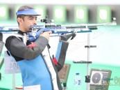 بالصور .. الرامي حسين الحربي يحقق أول ميدالية سعودية في أسياد 2018