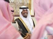 """أسرة """"المهارمي"""" تحتفي بزفاف ابنها """"محمد"""""""