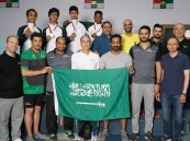 أخضر المبارزة يحصد 7 ميداليات عربية