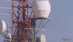 """بالفيديو.. إحراق برج إسرائيلي بإطار سيارة """"طائر"""""""