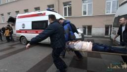 قتلى ومصابون في انفجار بمصنع متفجرات روسي