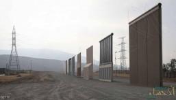 """الولايات المتحدة تبدأ تشييد """"جدار ترامب"""" مع المكسيك"""