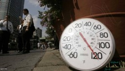 """أغسطس الماضي من """"الأكثر حرارة"""" في التاريخ والعلماء يحذرون"""
