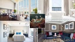 بالصور.. أفخم غرفة فندقية: بـ15 ألف دولار في الليلة و شرفتها بمساحة شقة !!