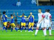 بالصور .. الهلال يتفوق على الشباب العماني ، والنصر يكتسح الجزيرة الإماراتي ويتأهلان لدور الـ 16