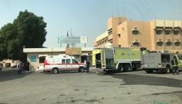 إخلاء 490 طالبة في مدرسة بالدمام عقب اندلاع حريق