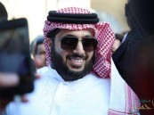 """""""تركي آل الشيخ"""" يتوعد بمحاسبة أي شركة تخالف الآداب العامة"""