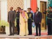 """بالصور… السعودية تصنع السلام بـ""""معادلة تاريخية"""" في """"القرن الإفريقي"""""""